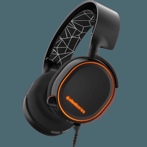 Наушники SteelSeries Arctis 5 Black
