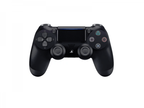 Геймпад PlayStation DualShock 4 черный