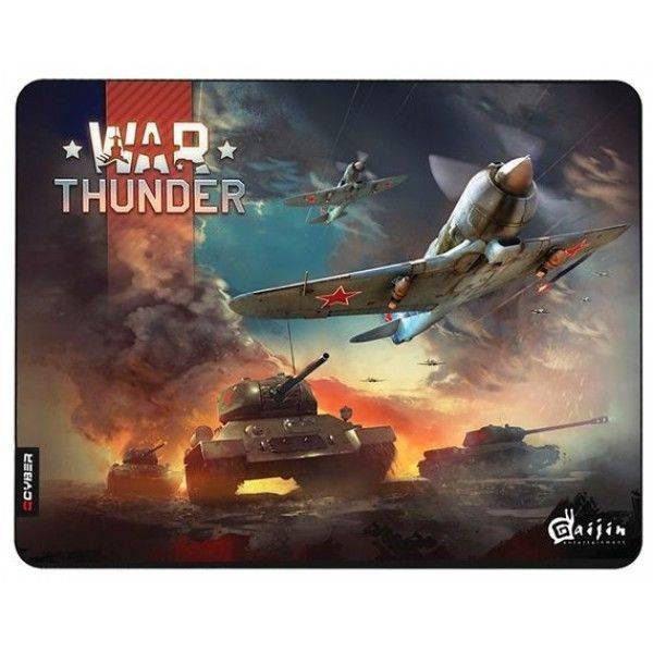 Коврик для мыши Qcyber Crossfire Expert War Thunder