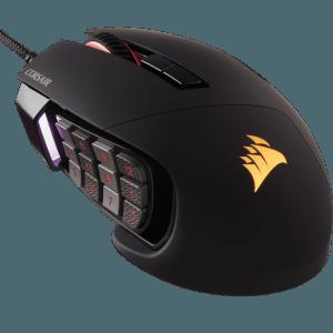 Мышь Corsair Scimitar PRO RGB Black
