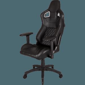 Кресло для геймера Corsair T1 Race Black