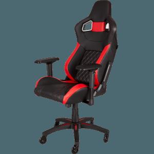Кресло для геймера Corsair T1 Race Red