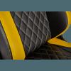 Кресло для геймера Corsair T1 Race Yellow 1524