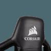 Кресло для геймера Corsair T1 Race Yellow 1526