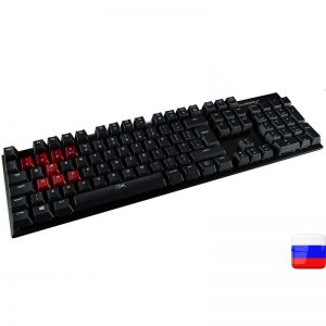 Клавиатура Kingston HyperX Alloy FPS Black Cherry MX Blue