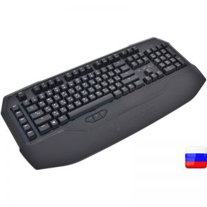 Клавиатура Roccat Ryos MK black usb