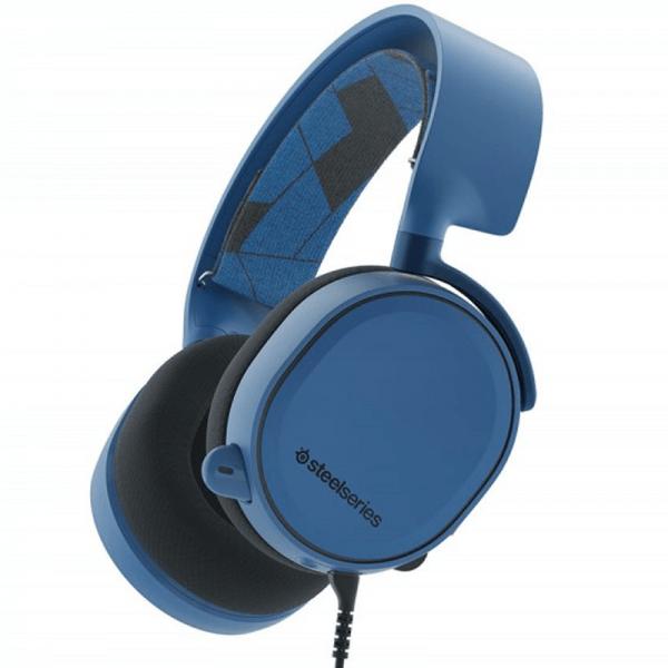 Наушники SteelSeries Arctis 3 Boreal Blue