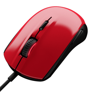 Мышь SteelSeries Rival 100 Forged Red