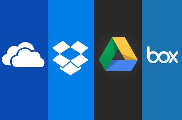 Как выбрать облачное хранилище: OneDrive, Dropbox, Google Drive, Box, Copy